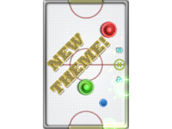 glow hockey 2 android mob