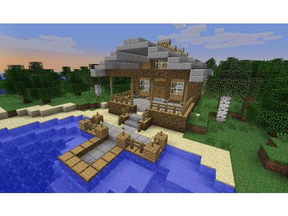 Descargar la aplicaci n incre ble minecraft casa 1 0 para for Huis maken minecraft