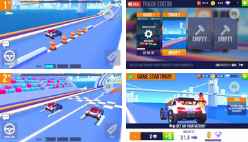 SUP Racing Multiplayer