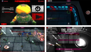 PURGE - Jeu de tir en ligne 3D
