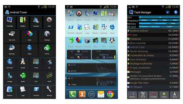 Tuner Android