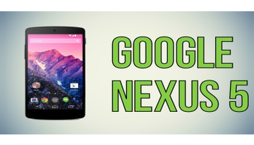 Google Nexus 5 review from ANDROIDISHE Reviews and Mob-core.com
