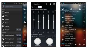 Wiizm Music Player