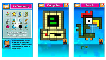 Pixelgrams: Pixel Puzzle-uri