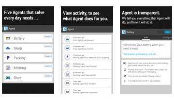 Agent - do not disturb & more