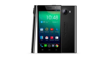 Apžvalga smartphone Highscreen Zera F