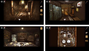 Forlatt Mine - Escape Room