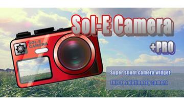 Noiseless Sol-e Camera Pro