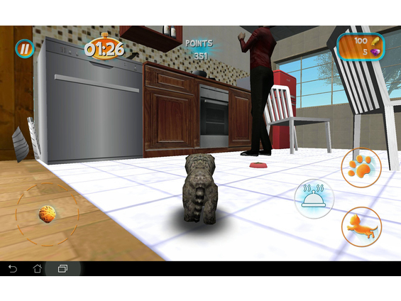 симулятор кота играть