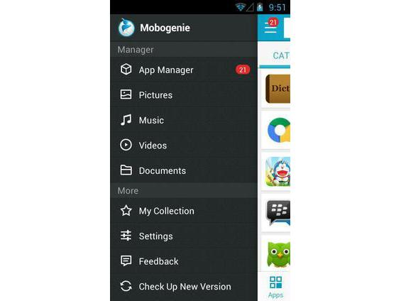 TÉLÉCHARGER MOBOGENIE ANDROID 2.3.6