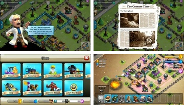 Survival Mobile: Clash Battles - Heroes vs Zombies