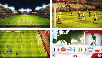 Puolėjas Futbolas EURO 2012 Pro