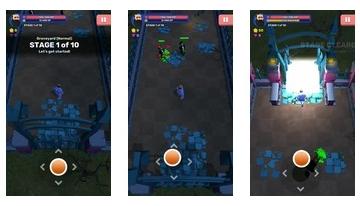 Diableros: Zombie RPG pucač