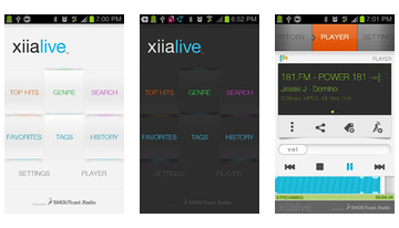 XiiaLive ™ Pro - İnternet Radyo