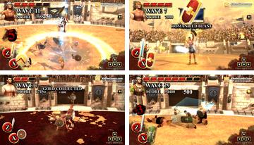 Gladiator sande historie