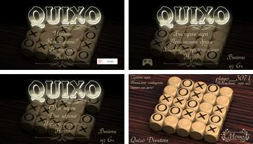Quixo Free Tic-Tac-Toe