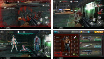 Zombie Asalto: Sniper