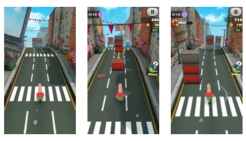 Buddy Dash: gratis eindeloze run-game