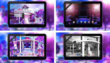 Dreams Gratis 3D Live Wallpaper