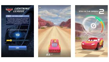 Αυτοκίνητα: Lightning Λιγκ
