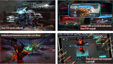 Star Warfare: Alien Invasion