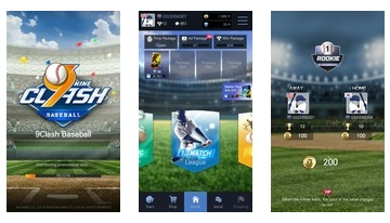 9CLASH BASEBALL : Fun 3D Sports