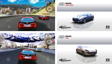 GT Racing Hyundai Ausgabe