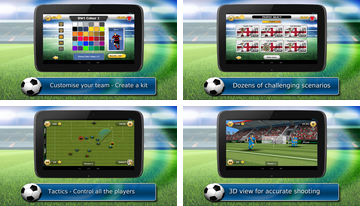 Fluid Fotbal Versus