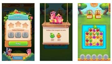 Farm Heroes -mestarit