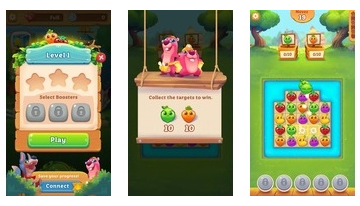Campioni di Farm Heroes