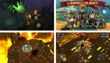 Legacy Quest