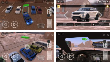 Real Car Parking 2017 Strasse 3D