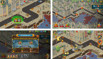 Steampunk Syndicate 2: Tower Defense spēle