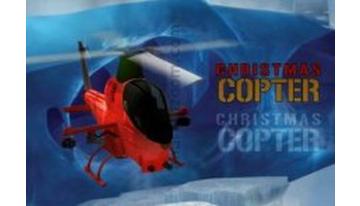 Božićni Copter