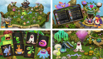 Mes Singing Monsters