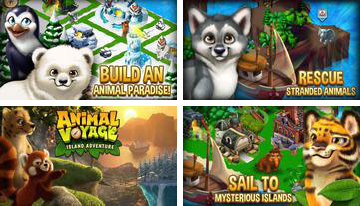 Gyvūnų Reisas: Island Adventure