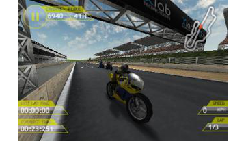 Мотоцикл ГП