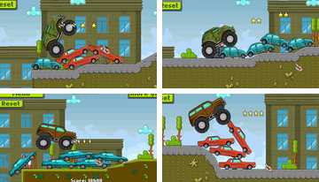 Monster Truck War