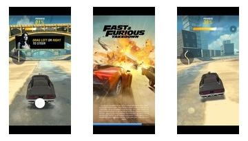 Fast & Furious 게시 중단