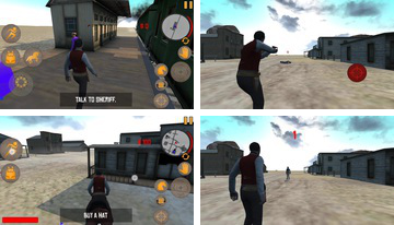 Western Mŕtve Red Reloaded Beta (Sandbox Game)