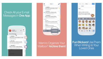 SolMail - All-in-One application de messagerie