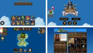 Svärd och Sandaler Pirates