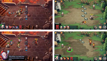 Heroes Tactics War og strategi