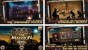 The Mansion: un puzzle di camere