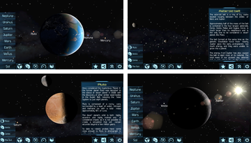 "Saulės sistema HD """