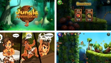 Dschungelabenteuer 3