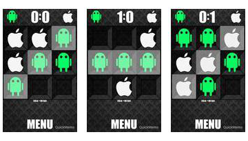 Tic Tac Toe: Android Vs Iphone