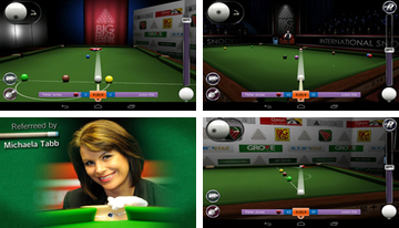 Internationale Snooker Pro THD
