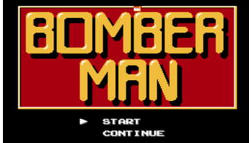 Klasikinis Bomberman