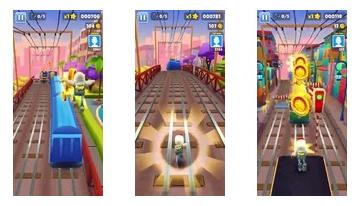 Train Riders